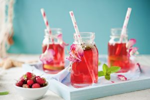 Home made Iced teas, theecocktails en limonades voor jouw event